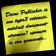 Postit Decos Publisher